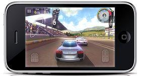 Muligens inspirert av Apples suksess med iPhone og iPod Touch, kan 3DS inneholde en et akselerometer.