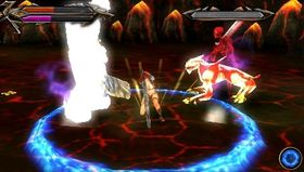 Tehra: Dark Warrior (PS3 og PSP).