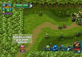 Robocalypse: Beaver Defense (Wii).