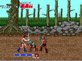 Golden Axe (PC).