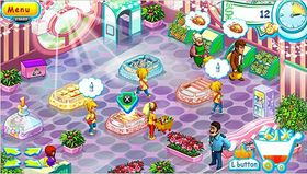 Supermarket Mania (PS3 og PSP).