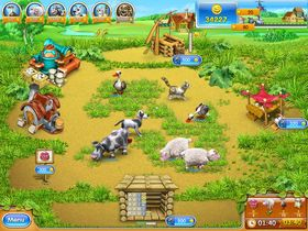Farm Frenzy 3: Russian Roulette (PC).