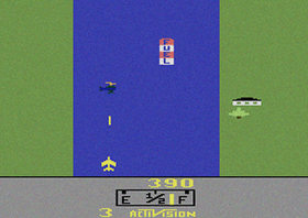 River Raid (Game Room).