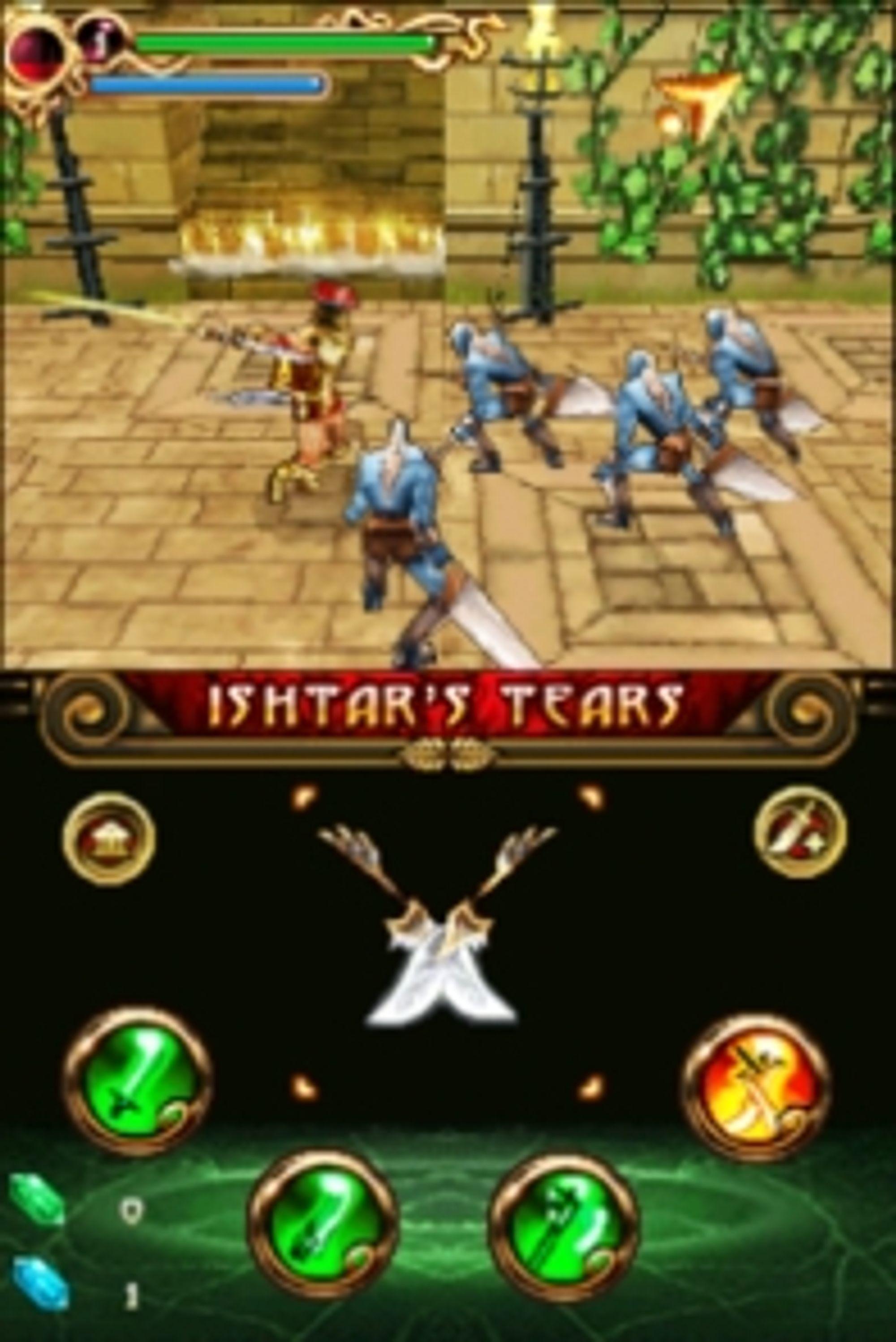 Hero of Sparta (DSi og PSP).