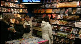Spillkjeden Gamestop er en av butikkene i Norge som tilbyr brukte spill til sine kunder.