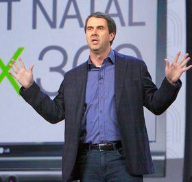 Robbie Bach snakker om Project Natal på International CES tidligere i år.