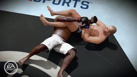 EA Sports MMA.