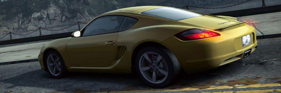 SNIKTITT: Need for Speed World