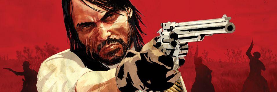 SNIKTITT: Red Dead Redemption (flerspiller)