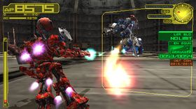 Armored Core 3 Portable (PSP).