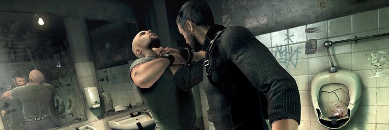 – Splinter Cell Conviction hadde alvorlige feil