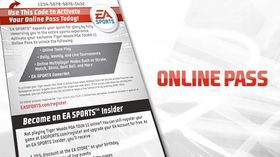 EA Sports introduserer Online Pass.
