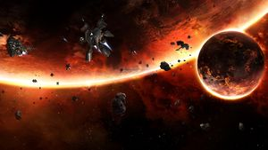 Feature: Dypere inn i Eve Online