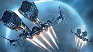 Feature: To uker med Eve Online