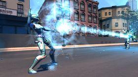 Bildene er fra Cryptics Champions Online.