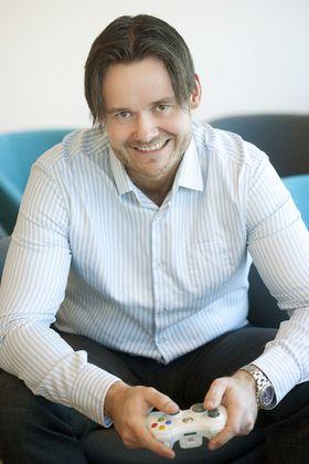 Tony Renstrøm i Microsoft Norge.