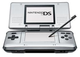 Den originale DS-modellen.