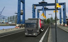 UK Truck Simulator (PC).