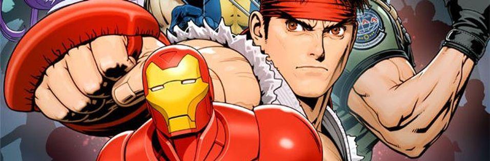 Superhelter som slåss