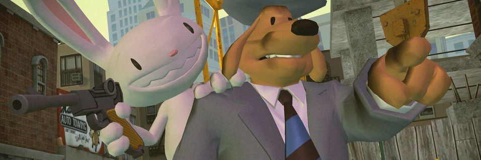 ANMELDELSE: Sam & Max: The Penal Zone