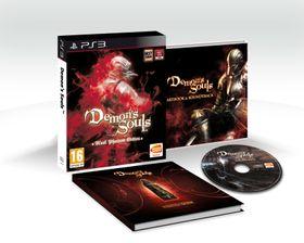 Her er europaversjonen av Demon's Souls.