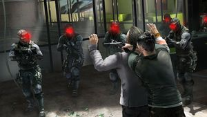 Ekstramateriale til Splinter Cell: Conviction