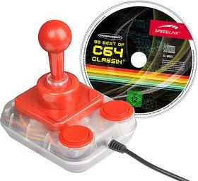 En skikkelig joystick.