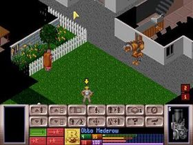 X-Com: Enemy Unkown fra 1994.