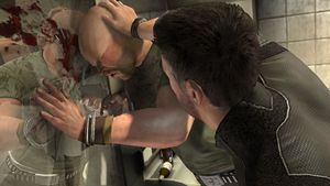 Filmkavalkade fra Splinter Cell: Conviction