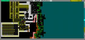 Dwarf Fortress (PC).