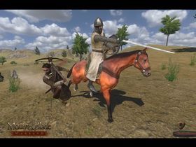 Mount & Blade: Warband (PC).