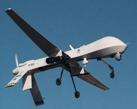 En amerikansk predator drone