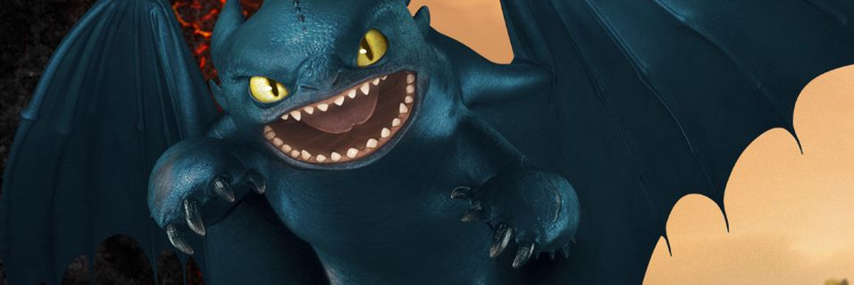 ANMELDELSE: How to Train Your Dragon