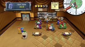 Diner Dash (Wii, PS3, PC og 360).