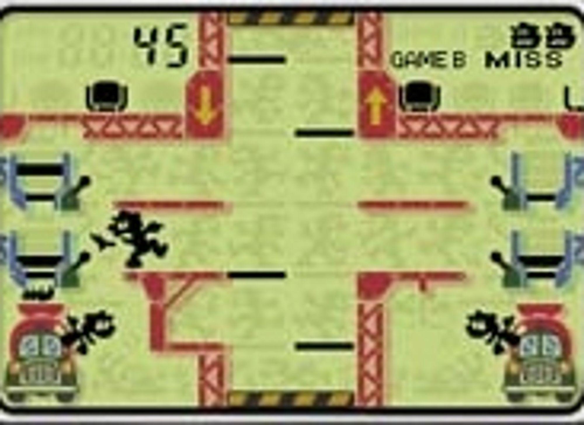 Mario's Cement Factory (DSi).
