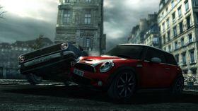 Bildene er fra 2008-spillet The Bourne Conspiracy.