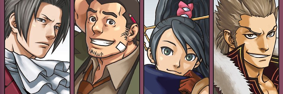 ANMELDELSE: Ace Attorney Investigations: Miles Edgeworth