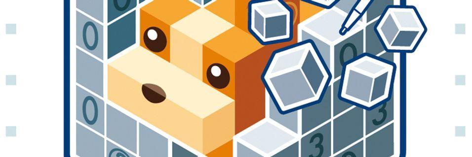 ANMELDELSE: Picross 3D
