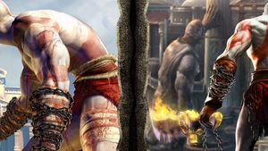 God of War Collection til Europa