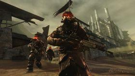 Skjermbilde fra Killzone 2.