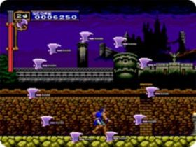 Castlevania: Rondo of Blood (Wii).