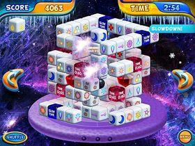 Mahjongg Dimensions (PC).