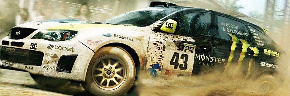 Dirt 3 er på vei