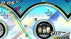 Rocket Racing (PSP og PS3).