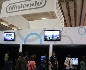 Nintendo i huset. (Foto: Mikael H. Groven, Gamer.no)