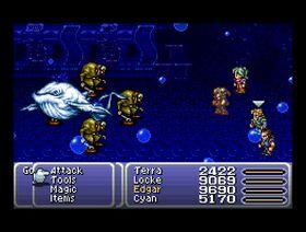 GBA-utgaven av Final Fantasy VI