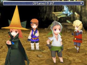 DS-utgaven av Final Fantasy III.