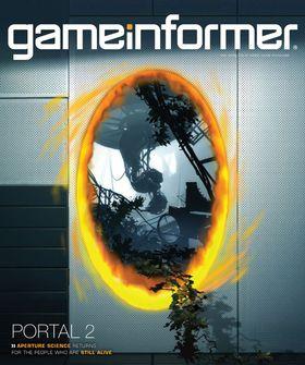 Nyeste nummer av GameInformer.