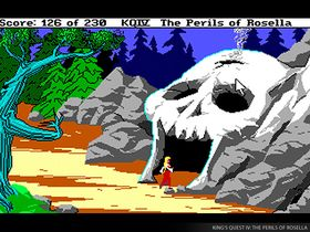 King's Quest IV (PC).