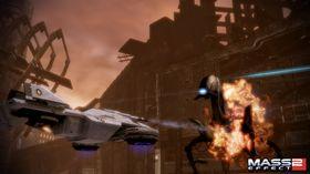 Nytt leketøy i Mass Effect 2.
